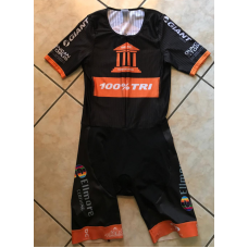 100 Percent Tri - Short Sleeve Tri Speed suit