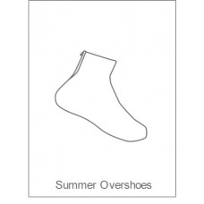 Team Cystic Fibrosis Childrens Summer Overshoes