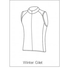 Cycle-Tec Childrens Winter Gilet