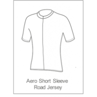 VC Lincoln Childrens Aero Jersey Short Sleeve