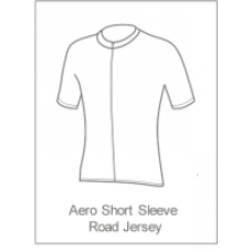 Bourne Wheelers - Aero Jersey Short Sleeve