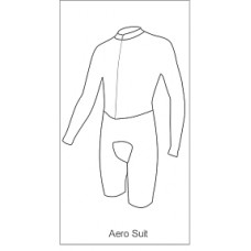 Team Cystic Fibrosis Childrens Aerosuit