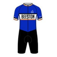 Beeston CC Skinsuit Short Sleeve