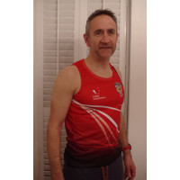 Belvoir Tri Club Childrens Running Vest