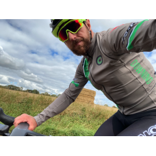 Downing Cycling Gabba Jacket Long Sleeve