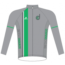 Downing Cycling Roubaix Training Jacket Long Sleeve