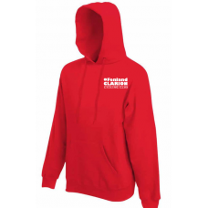 Fenland Clarion Children's Hoody Red