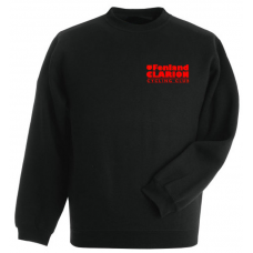 Fenland Clarion Children's Sweatshirt Black