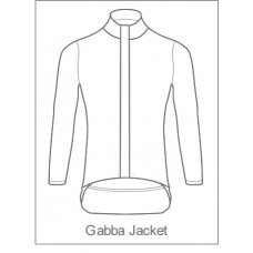 Team Cystic Fibrosis Gabba Jacket Long Sleeve