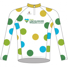 Love Lincolnshire Wolds Summer Jersey Long Sleeve