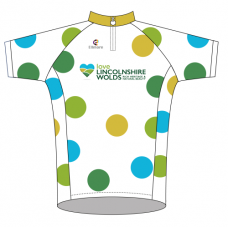 Love Lincolnshire Wolds Summer Jersey Short Sleeve