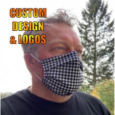 Reusable Face Masks | Custom Design/Logo