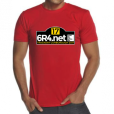 6R4.net 2017 Trackday T Shirt