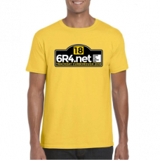6R4.net 2018 Trackday T Shirt