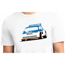 569 Media Computervision 6R4 T shirt - White