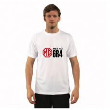 MG Metro 6R4 Logo T Shirt