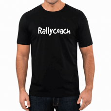 Rallycoach Lettering T Shirt