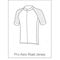 Boot Out Breast Cancer - Pro Aero Jersey Short Sleeve