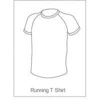 Hethersett And Wymondham VC Childrens Running T Shirt