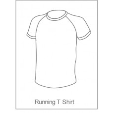 Fenland Clarion Childrens Running T Shirt