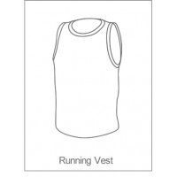 Lincoln Tri Childrens Running Vest