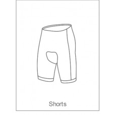 Bourne Wheelers Childrens Shorts