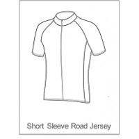 Fenland Clarion Childrens Summer Jersey Short Sleeve