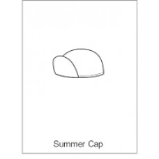 Bourne Wheelers Childrens Summer Cap