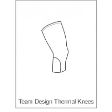 Team Cystic Fibrosis Childrens Winter Kneewarmers