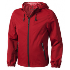 Team Trident Rain Jacket Red