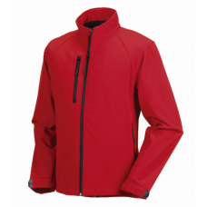 Team Trident Soft Shell Red