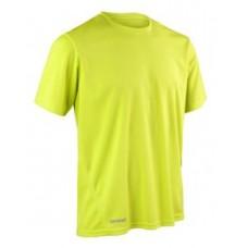 Team Trident Hi Vis Running T Shirt Short Sleeve