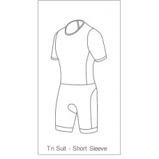 Sleaford Wheelers - Tri Speed Suit