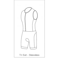 Bourne Wheelers - Tri suit