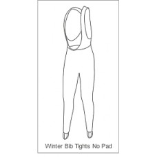 PDQ Coaching Childrens Winter Bibtights