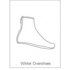 Mansfield RC Childrens Winter Overshoes