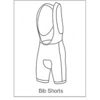 CES Sport Childrens Bibshorts