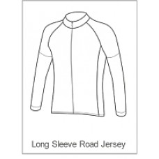 TFN Tri Summer Jersey Long Sleeve
