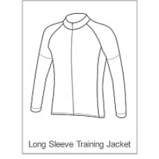 Mansfield RC Childrens Training Jacket Long Sleeve
