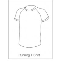 CES Sport Childrens Running T Shirt
