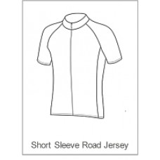 CES Sport Childrens Summer Jersey Short Sleeve