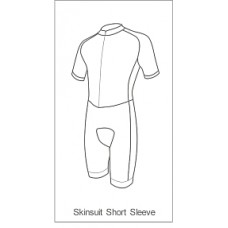 Mansfield RC Childrens Skinsuit Short Sleeve