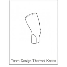 TFN Tri Winter Kneewarmers