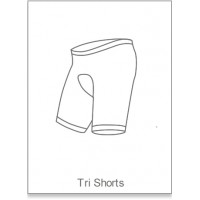 CES Sport Childrens Tri shorts