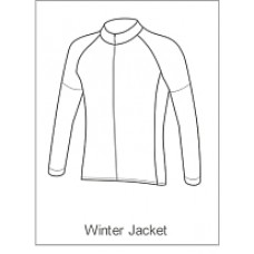 CES Sport Winter Jacket Long Sleeve